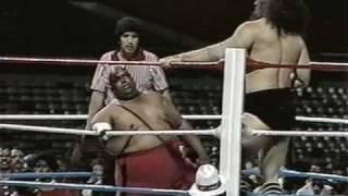 WWC: Bruiser Brody vs. Abdullah The Butcher (1987)