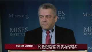 An Examination of Key Factors in the Collapse of the Soviet Union | Robert Wenzel