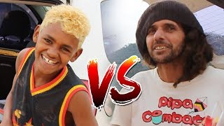 Menor do Relo Vs Charlie Brown - Final do Campeonato