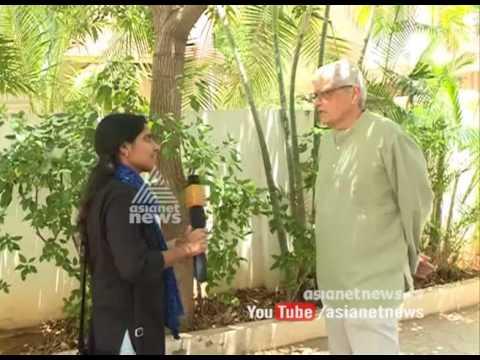 Interview with Gopalkrishna Devdas Gandhi : Vice-presidential nominee