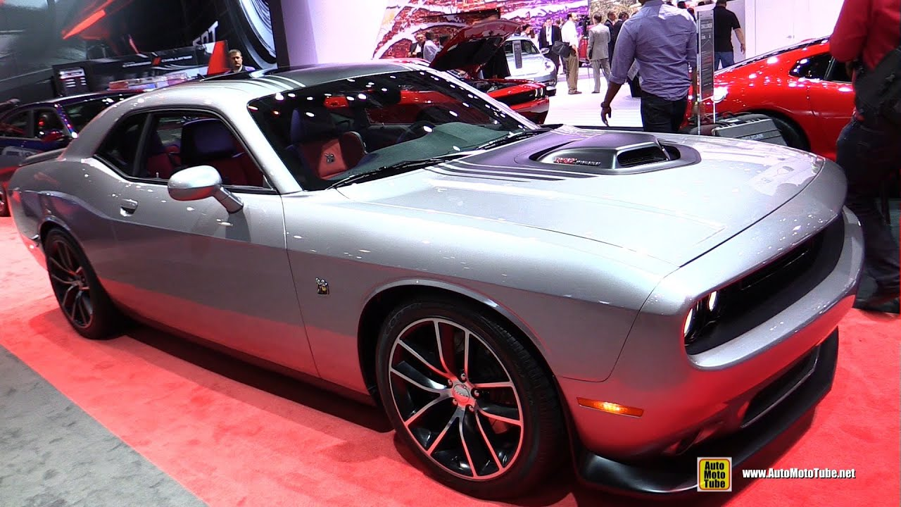 2015 dodge challenger rt scat pack 392 hemi shaker exterior and interior walkaround youtube. Black Bedroom Furniture Sets. Home Design Ideas