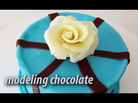 Modeling Chocolate Recipe HOW TO COOK THAT Modelling Chocolate Ann Reardon