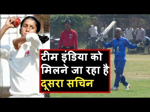 Mumbai girl Slams Double ton in 50 over game | Headlines Sports