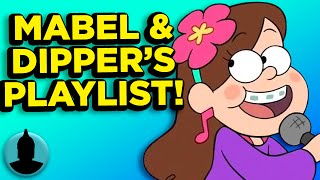 Gravity Falls Mabel and Dippers Playlist?! - (ToonedUp #132) | ChannelFrederator
