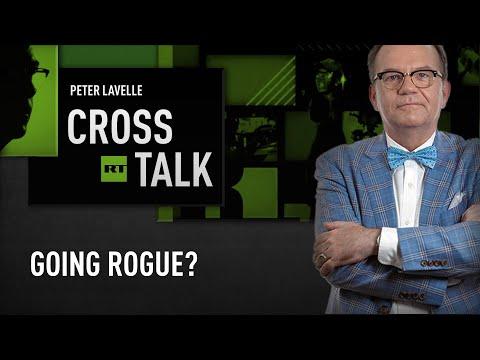 CrossTalk Bullhorns | Home edition | Going rogue?