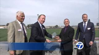 Bay Meadows Grand Opening / KGO-TV Reports