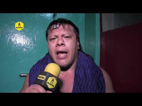 """Último Guerrero: """"Último Dragón, discúlpame por echarte a perder tu aniversario"""""""