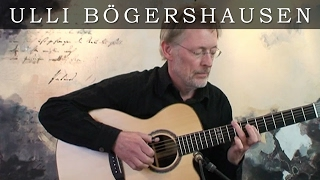 Ulli Boegershausen plays Sunrise (Norah Jones)