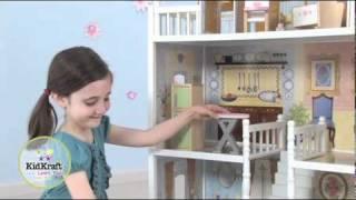 Www.tedstoyshop.co.uk Kidkraft Deluxe Dolls House Furniture Set 65238