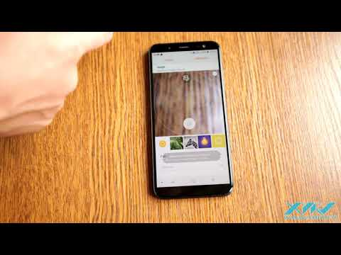 Как установить фото на контакт в Samsung Galaxy J6 (2018) (XDRV.RU)