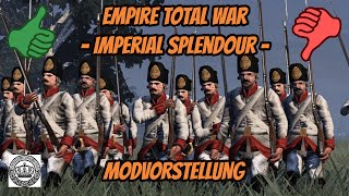 Imperial Splendour Empire Total War Review