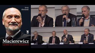 Nowa, niezakłamana biografia Antoniego Macierewicza