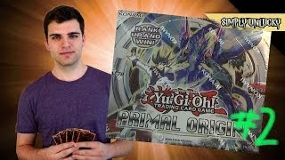 Best Yugioh Primal Origin 1st Edition Booster Box Opening! #2 OH BABY! Thumbnail