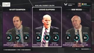 NBA 2K15 My League Mode Ep.5 - Charlotte Hornets   Final TRADE + Coach FIRED! PS4