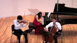 Shostakovich Piano Trio No.2 in E minor Op.67, IV. Allegretto