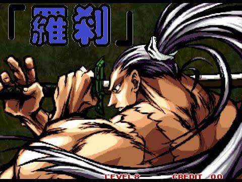 [TAS]ARCADE Samurai Shodown