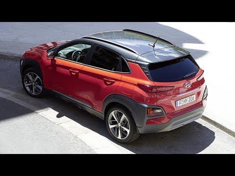 2018 Hyundai KONA Reveal