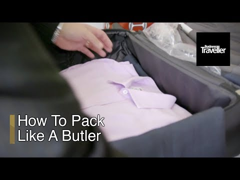 How To Pack Like The Savoy's Head Butler | Business Traveller