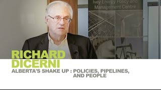 Thumbnail Richard Dicerni | Alberta's Shake Up: Policies, Pipelines, and People