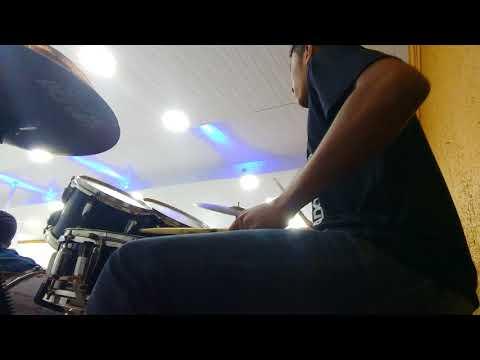 Drum cover (Que amor é esse - Luma elpidio)
