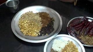 Srirangam Radhu-sambar Podee-1