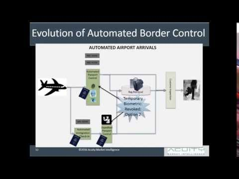 Biometrics and the New Era of National Security and Border Control