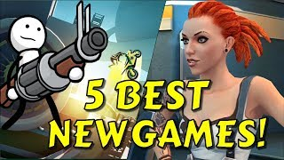 5 Best FREE Android & iOS Mobile Games of the Week (July) | TL;DR Reviews #11
