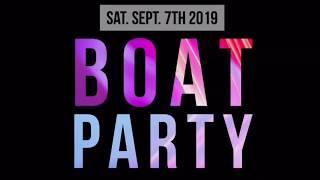 Boat Party - AJ Funk & Angel Manuel