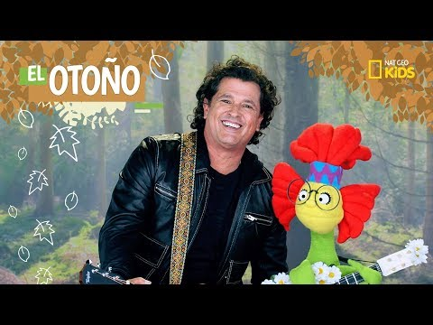 Canción inédita de Carlos Vives en Opa Popa Dupa Otoño || #OpaPopaDupa en Nat Geo Kids