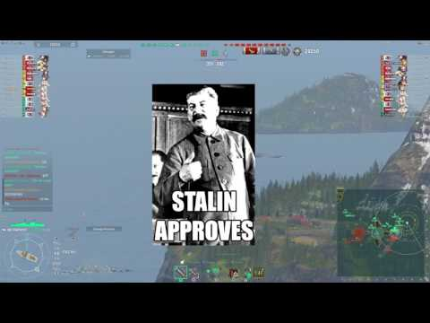World of Warships Funtage #9 nom nom nom
