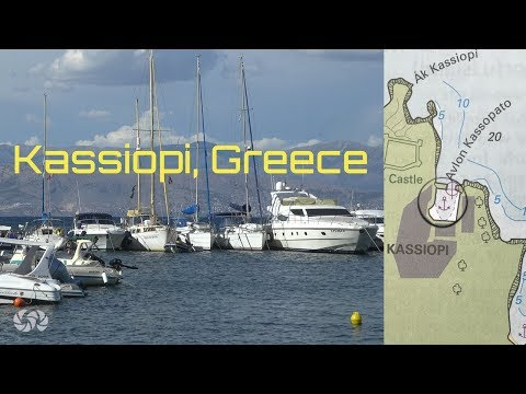 Kassiopi Greece avion kassapeto | sailing in corfu | kerkira | lonian sea | cruise | travel