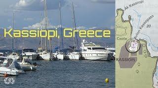 Sail Greece Kassiopi  |sailing corfu |  lonian sea |SeaTV