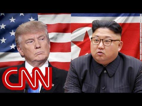 President Trump thanks Kim Jong Un