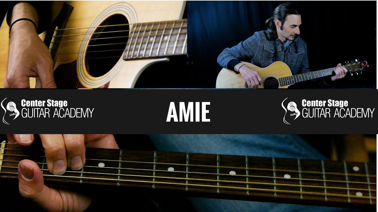 How To Play Amie By Pure Prairie League On Guitar Youtube