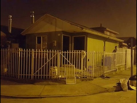 CURSED HOUSE IN PUERTO MONTT? MARCH 2, 2017 (PART I)