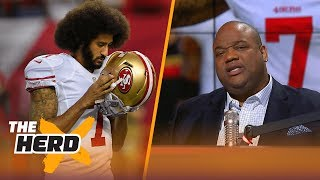 Joe Montana compares Colin Kaepernick to Tim Tebow - Jason Whitlock says he's right | THE HERD