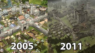 Stronghold 2 vs Stronghold 3