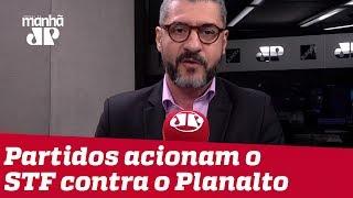 Bruno Garschagen: Partidos transferem responsabilidade ao acionar STF
