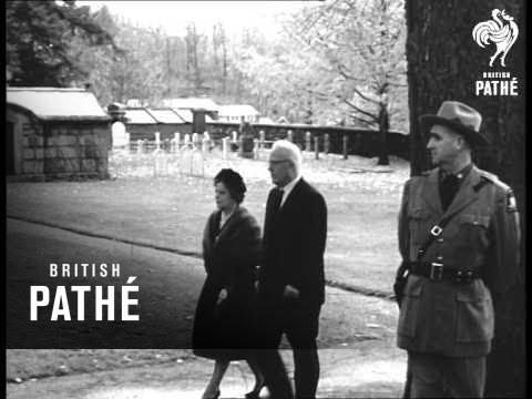 Eleanor Roosevelt Funeral (1962)