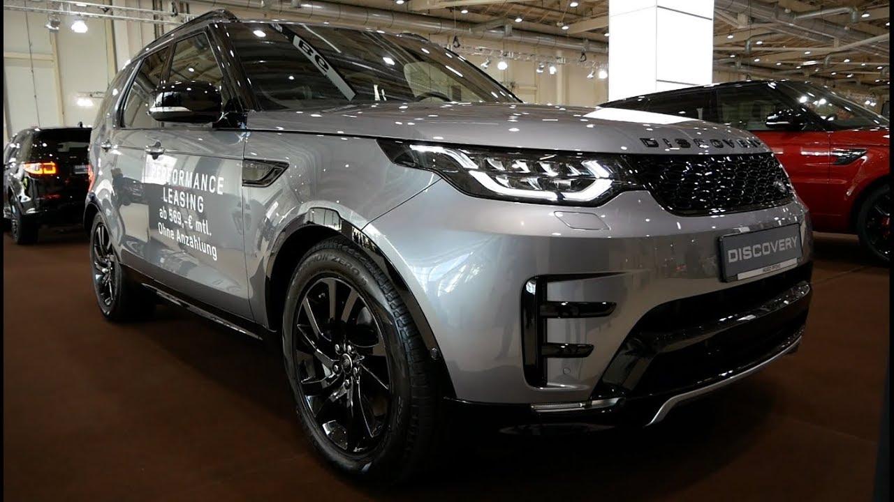 Land Rover Discovery 2020 Nội thất và Ngoại thất