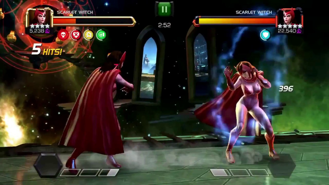 MCOC- Map 6 AQ Ep 1 by Killer Beezy - Marvel Contest Of