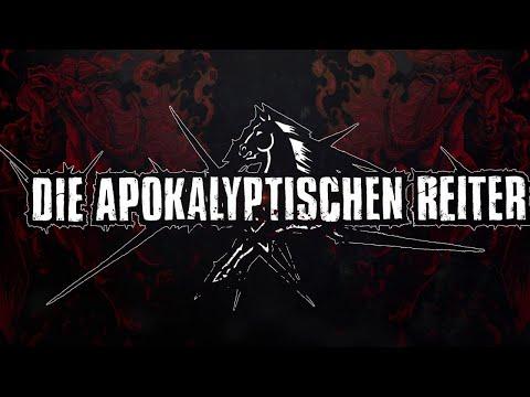 DIE APOKALYPTISCHEN REITER - Sommer 2018 (OFFICIAL TOUR TRAILER)