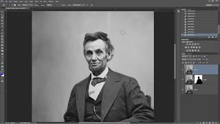 Уроки фотошопа. Реставрация фото