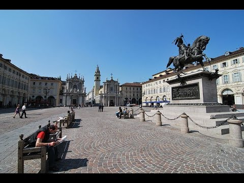 Places to see in ( Turin - Italy ) Piazza San Carlo