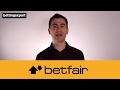 How to create a betfair Sportsbook account