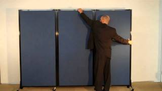 Versare Afford-a-wall (articulating) Portable Partition