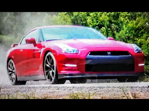 2012 Nissan GTR Road test & Review by Drivin' Ivan Katz