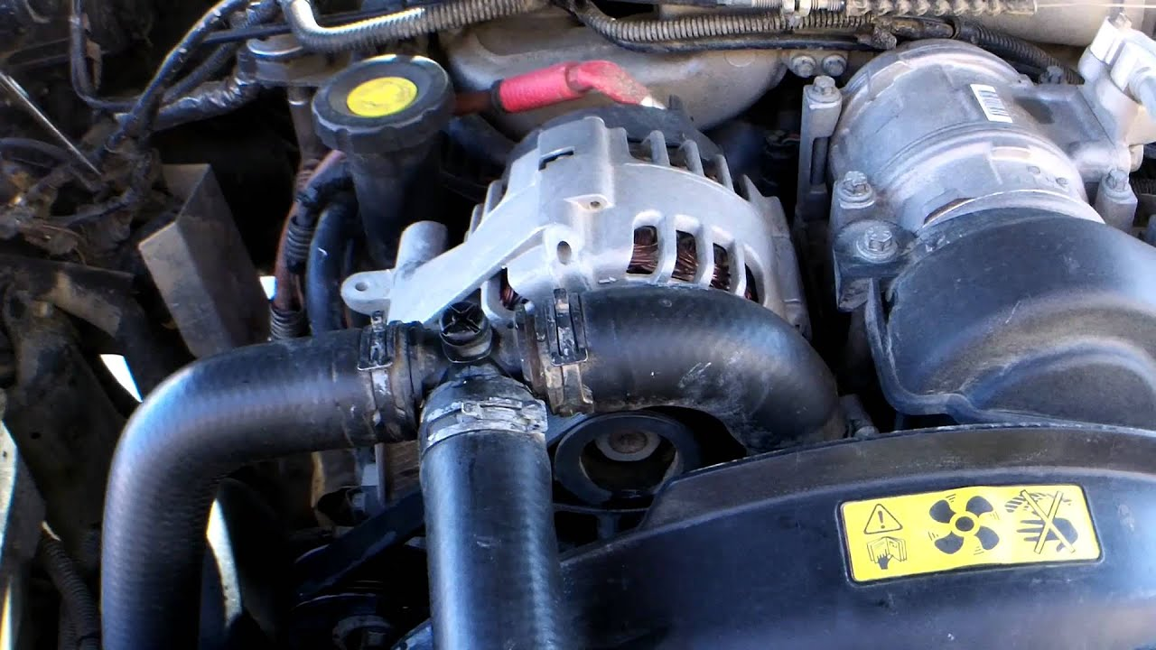 Land Rover Engine Coolant