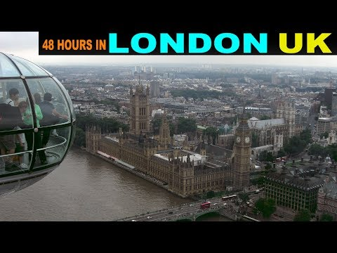 A Tourist's Guide to London, United Kingdom