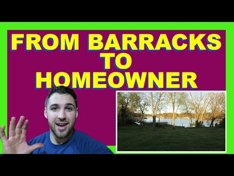 From a Barracks Marine to Home Owner - Tour My New House!